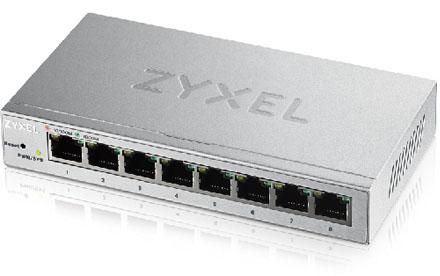 Zyxel - GS1200-8 - Switch
