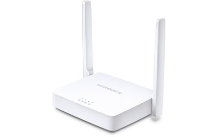 Mercusys Router inalámbrico N multimodo a 300Mbps - MW302R