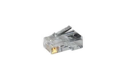 Nexxt RJ45 Connector Cat6 (100/pck)