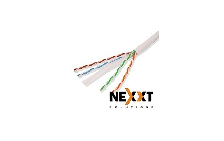 Nexxt Cable UTP Cat6 - Rojo