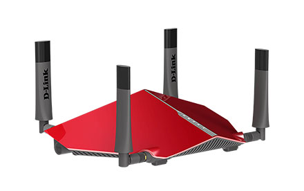 AC3150 MU-MIMO Ultra Wi-Fi Router DIR-885L