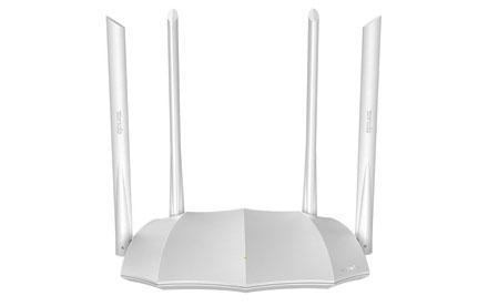 Router WiFi de doble banda AC1200 - Tenda - AC5 V3.0