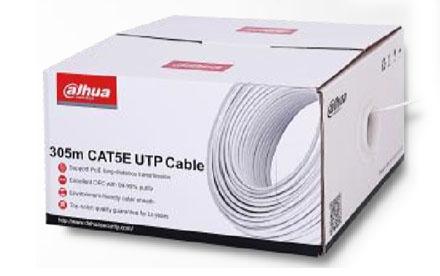 Dahua - Cable UTP PFM920-5EUN