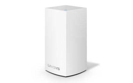 Sistema Velop WiFi Intelligent Mesh de doble banda de Linksys - WHW0101