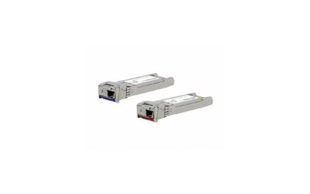 Ubiquiti U Fiber Single-Mode - Módulo de transceptor SFP (mini-GBIC) - GigE