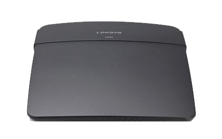 Linksys E900 N300 WiFi Router