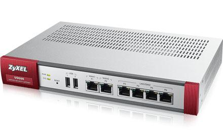 Zyxel - USG60 - Router