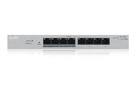 Zyxel - GS1200-5HP - Switch