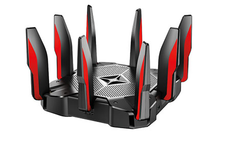 AC5400 MU-MIMO Tri-Band Gaming Router