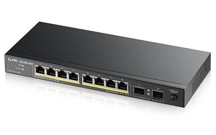 Zyxel - GS1100-10HP - Switch