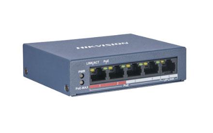 Hikvision - Switch DS-3E0105P-E/M(B)