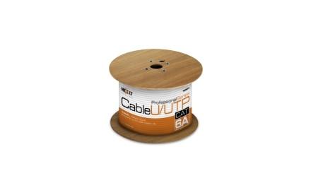 Nexxt Cable U/UTP Cat6A - Azul