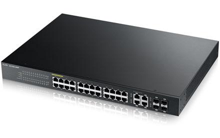 Zyxel - GS1920-24HPV2 - Switch
