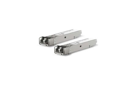 Ubiquiti U Fiber Multi-Mode - M�dulo de transceptor SFP (mini-GBIC) - GigE (paquete de 2)