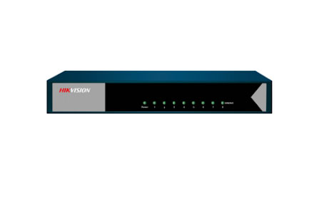 Hikvision - Switch DS-3E0505-E