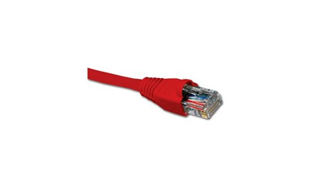Nexxt Patch Cord Cat5e 10Ft. RD