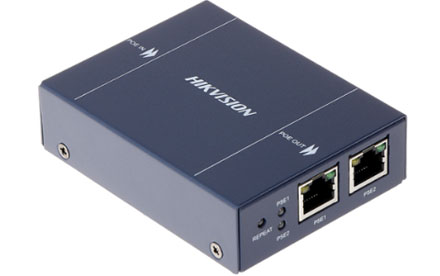 Hikvision - Switch DS-1H34-0102P