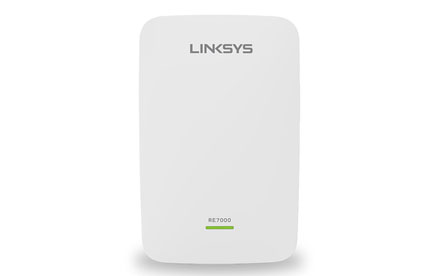 Extensor de red Wi-Fi AC1900+ Max-Stream Linksys RE7000