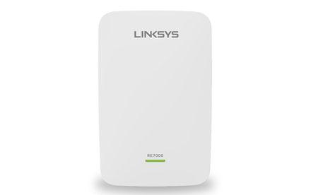 Extensor de red Wi-Fi AC1900+ Max-Stream Linksys RE7000