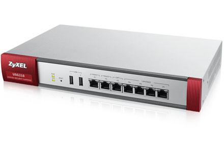 Zyxel - USG210 - Router
