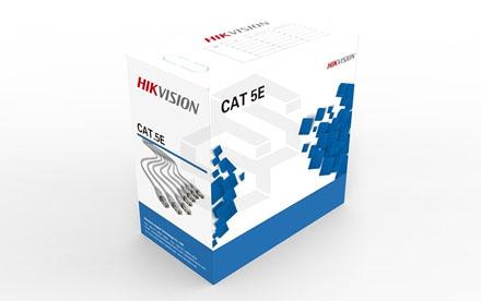 Hikvision - Cable UTP DS-1LN5E-E/E