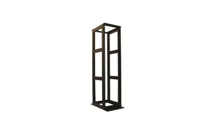 Nexxt Solutions Open Rack - Rack - 19