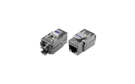 Nexxt Solutions - Gigabit Ethernet - Cat6 Shd Keyst. Jack