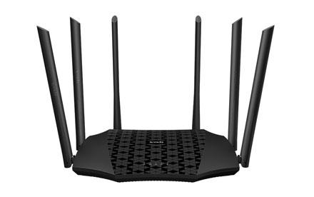Router WiFi Gigabit de Doble Banda AC2100 - AC2 - Tenda