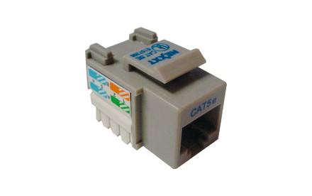 Nexxt - Modular insert - RJ-45 - Gray