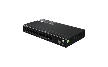 Switch Gigabit /no administrado /5 puertos/ UTEPO/SG8-M