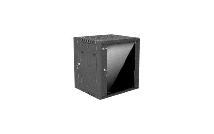 Nexxt Solutions - Gabinete para montaje en pared - negro epoxy