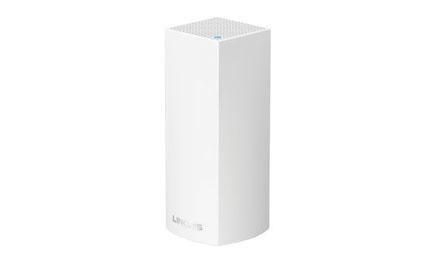 Sistema Linksys Velop Wi-Fi Intelligent Mesh tribanda 1-Pack - WHW0301