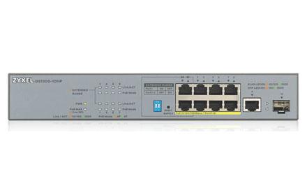 Zyxel - GS1300-10HP - Switch