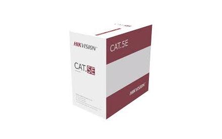 Hikvision - Cable UTP DS-1LN5EO-UU/E