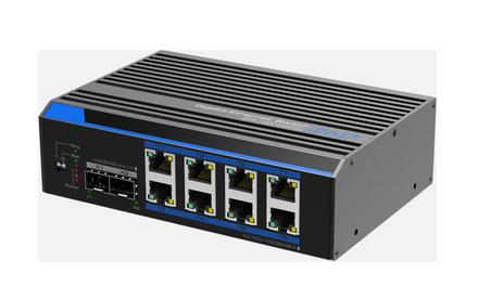 8 Switch PoE Ethernet+1Gigabit+1SFP/ UTEPO/UTP7208GE-POE