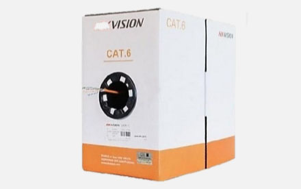 Hikvision - Cable UTP DS-1LN6-UU