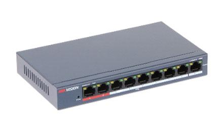 Hikvision - Switch DS-3E0109P-E/M