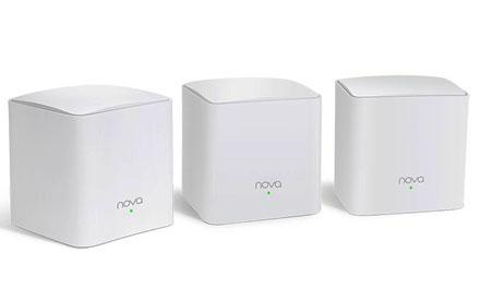 Sistema WiFi en malla para todo el hogar AC1200 - MW5C 3 Pack - Tenda