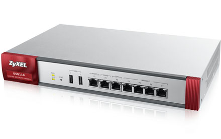 Zyxel - USG110 - Router