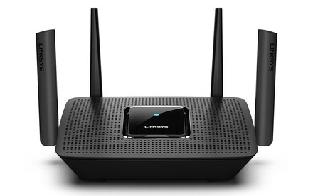 Router WiFi mesh AC2200 MU-MIMO Linksys MR8300