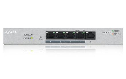 Zyxel - GS1200-8HP - Switch