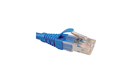 Nexxt S/FTP Patch Cord Cat6A 3ft. BL