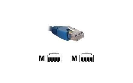 Nexxt - Cable de interconexión - RJ-45 (M) a RJ-45 (M)
